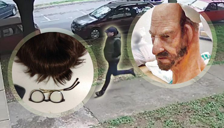ubice maska kombo RAS MUP CG, Interpol