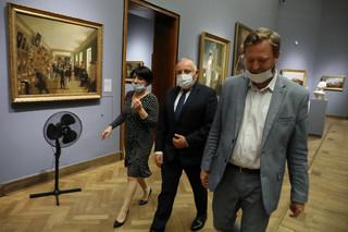 Galeria Sztuki XIX Wieku Muzeum Narodowego w Warszawie zmienia się dzięki PGE