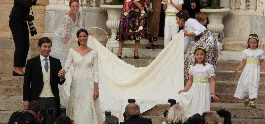 Kolejny królewski ślub. Ta para wprost promieniowała szczęściem!