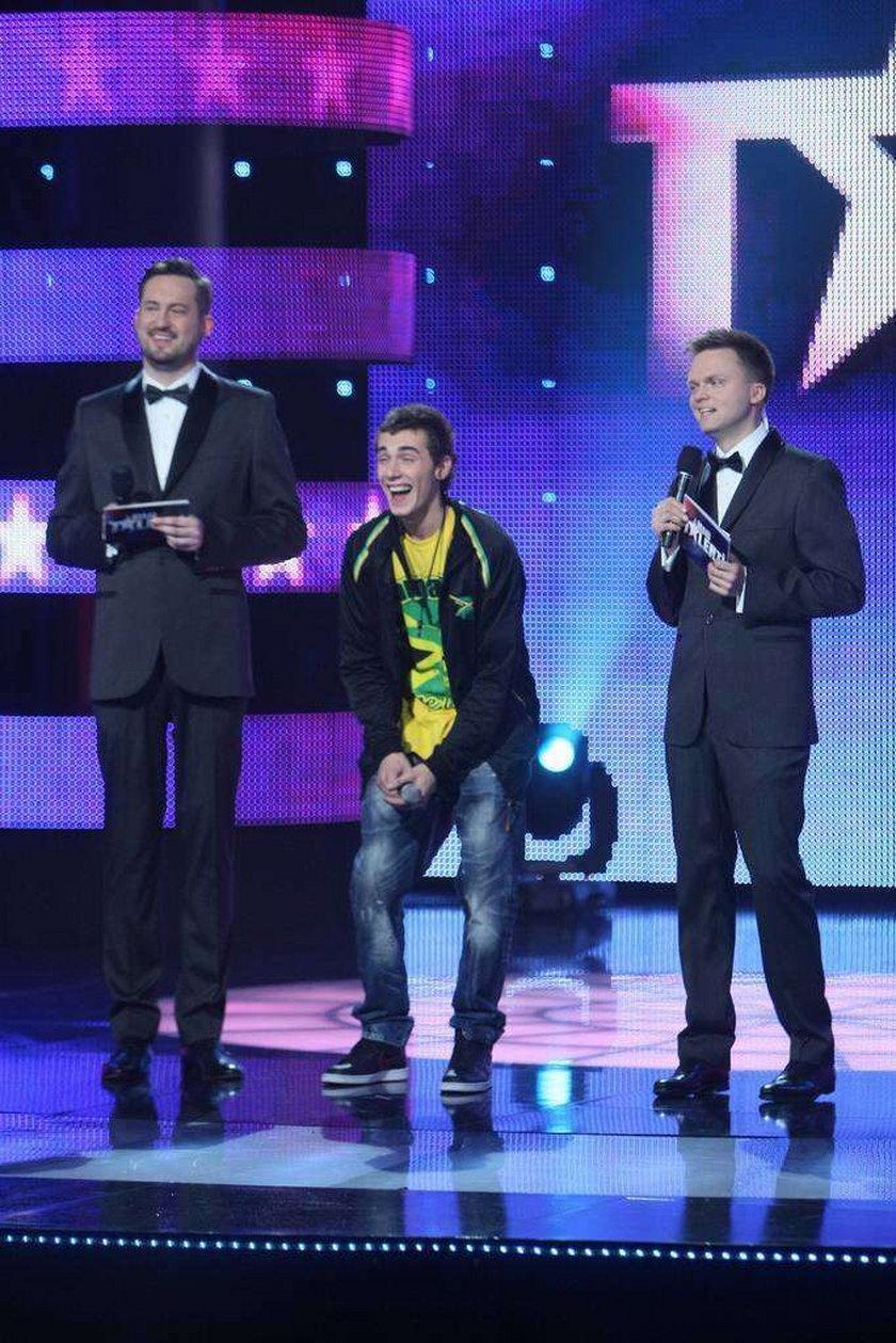 """Kamil Bednarek w """"Mam Talent"""""""
