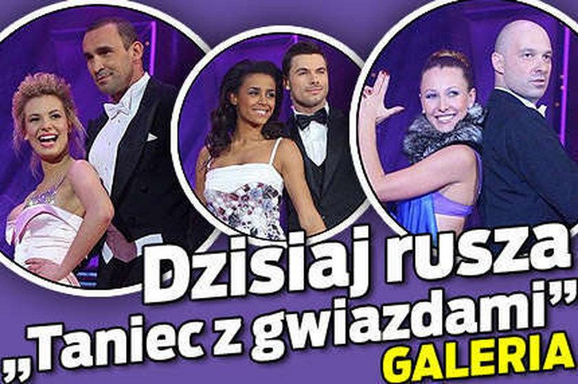 """Dzisiaj rusza """"Taniec z gwiazdami"""""""