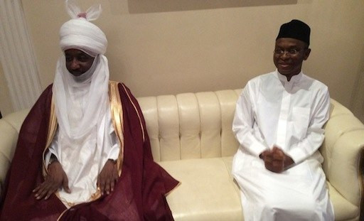 Sanusi: 'Quota system and federal character have killed Northern Nigeria'
