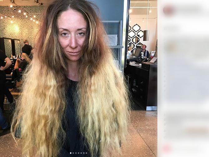 Imala je kosu od koje su se svi ježili, a onda je provela 7 sati kod frizera i postala LEPOTICA za kojom se svi okreću