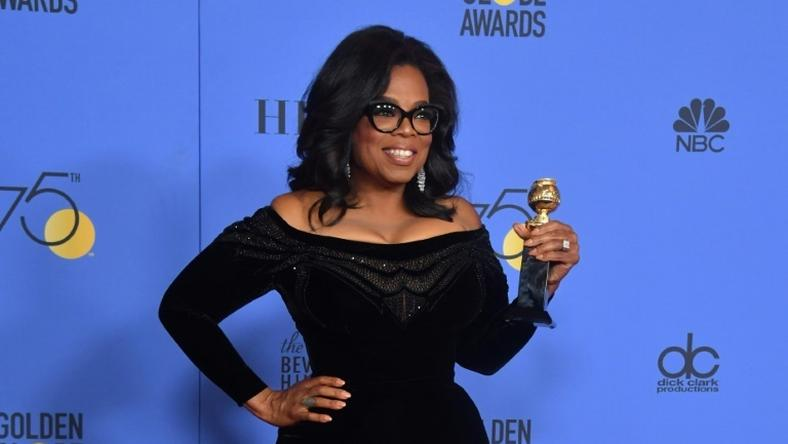 Oprah Winfrey's speech at the Golden Globes in January 2018 helped galvanize the fledgling Time's Up movement to combat sexual harassment, which had been launched just a week before