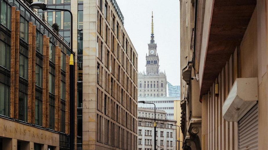 Ranking popularności dzielnic Warszawy 2021