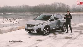 Peugeot 3008 - SUV który już nie jest vanem