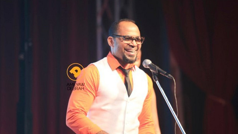 Ramsey Nouah at the Golden Movie Awards 2015