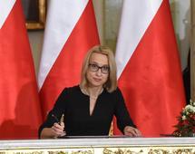 Teresa Czerwińska pokieruje Ministerstwem Finansów