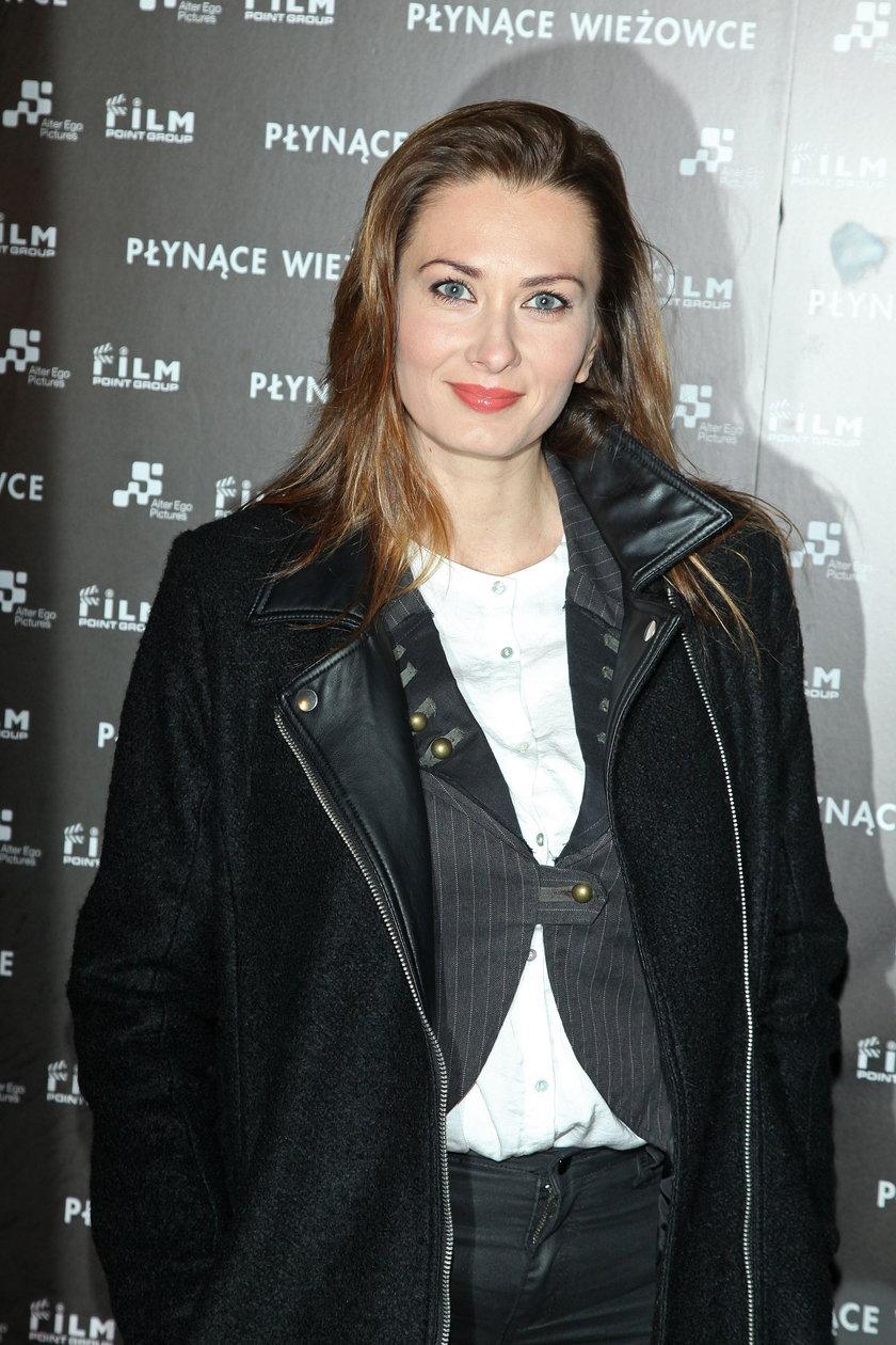 Anita Sokołowska dopiero co urodziła, a już wraca na salony