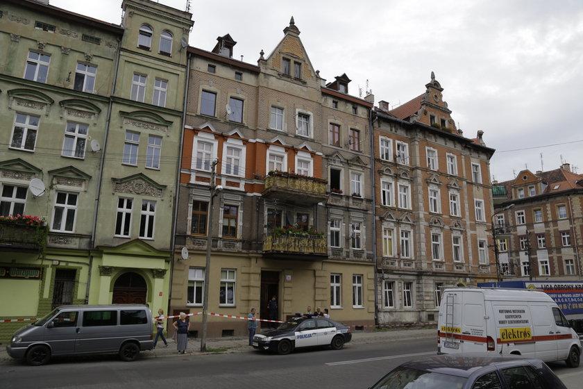 Kamienica przy ul. Głogowskiej w Legnicy