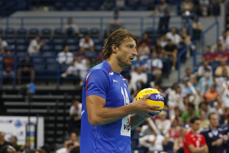 Ivan Miljković iz dana kada je igrao za reprezentaciju