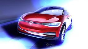 IAA Frankfurt 2017: Volkswagen I.D. Crozz Concept kolejnym zwiastunem niemieckich elektryków