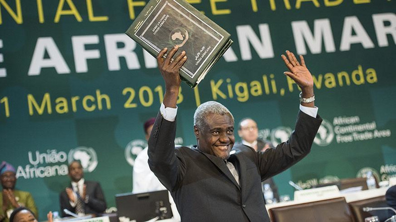 Moussa Faki Mahamat‏, Chairperson of the African Union Commission