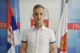 Luka Petrović, student Pravnog fakulteta Kragujevac