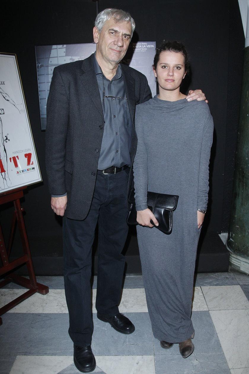 Wiktor i Zofia Zborowscy