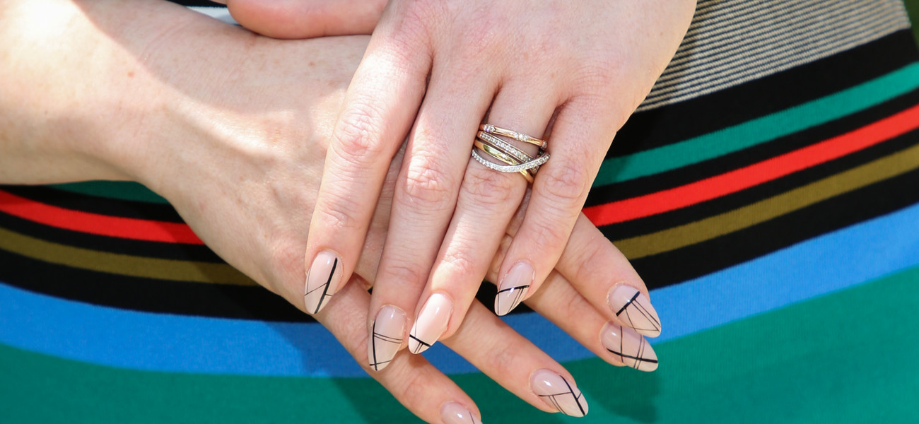 Black Space Nails / Paul Archuleta GettyImages