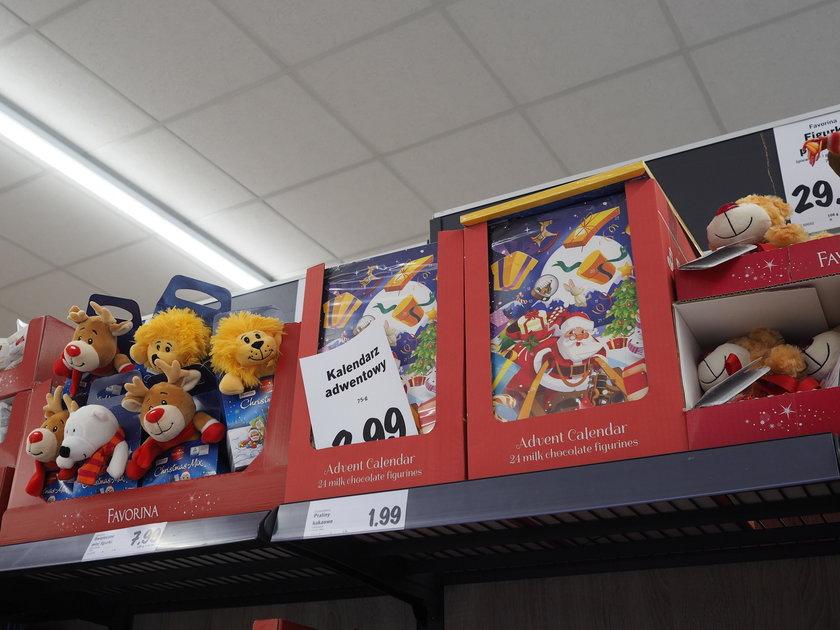 W sklepach już święta Bożego Narodzenia