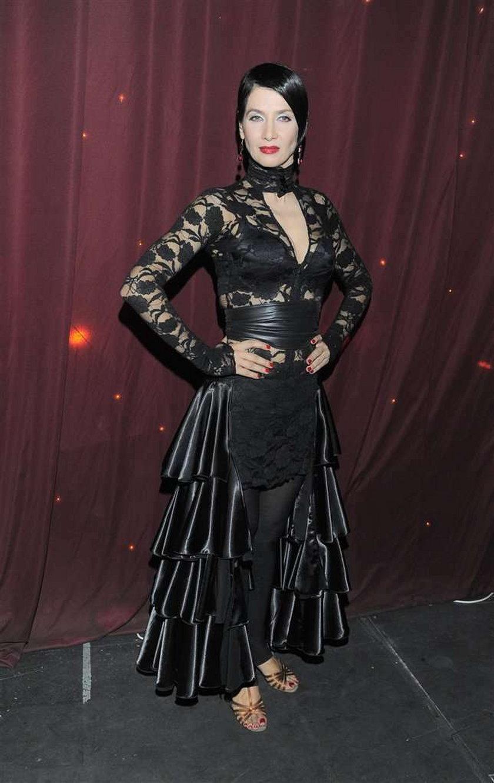 Grażyna Wolszczak zachwyciła gości na pokazi mody. Grażyna Wolszczak znalazła eliksir młodości