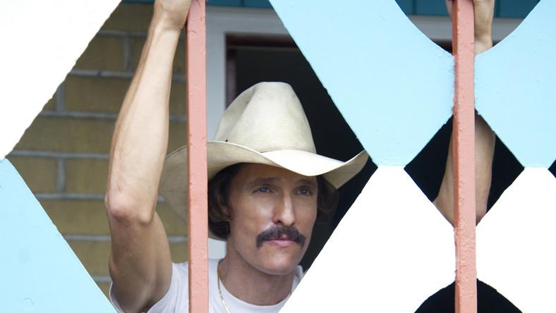 """Matthew McConaughey –""""Dallas Buyers Club"""""""