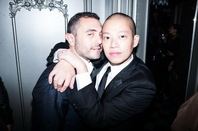 Džejson Vu i Gustavo Ranhel