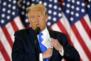 Sąd Najwyższy Pensylwanii odrzucił skargę wyborczą kampanii Trumpa