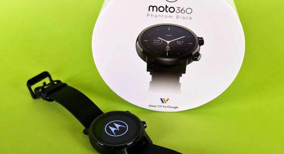 Moto 360 im Test: Smartwatch mit bekannten Schwächen