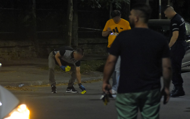 Policajci obavili uviđaj u Ulici Vase Stajića
