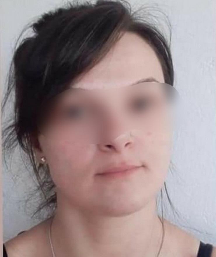 Nestala Tatjana Kragujevac blurovana