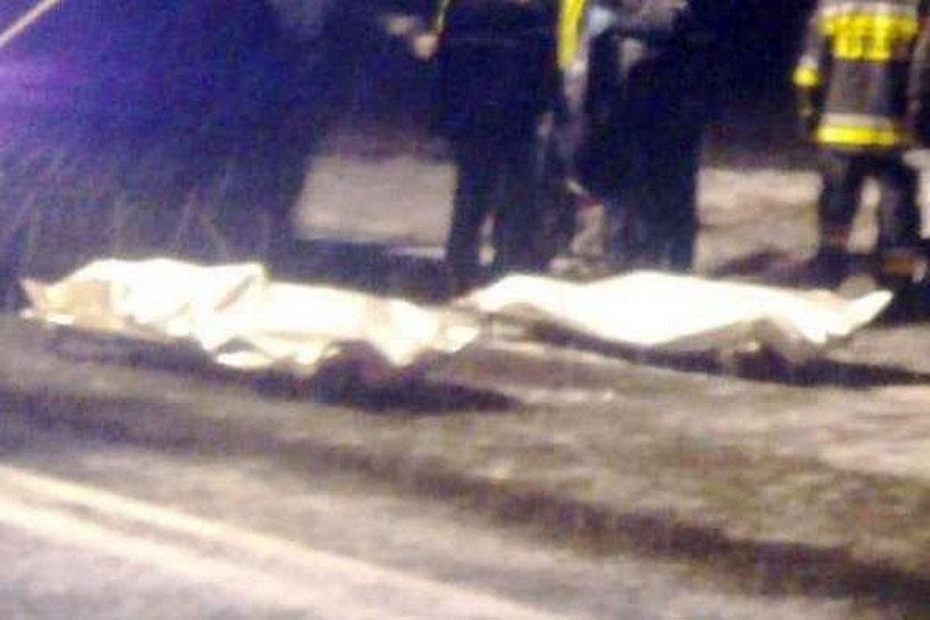 W wypadku zginęły 2 młode osoby