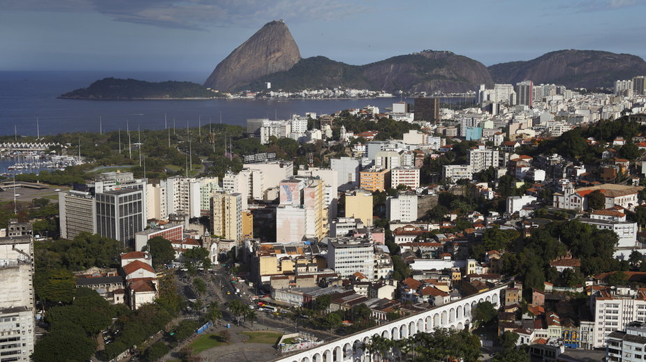 Rio de Janeiro, Brazylia (Zdjęcie ilustracyjne)