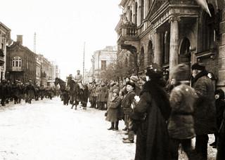 Szorstka współpraca: Łotysze nie ufali Polakom i po cichu rokowali z bolszewikami