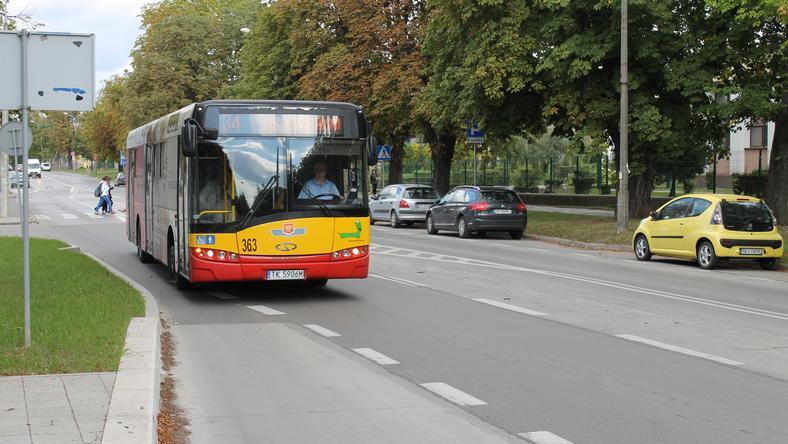Będzie druga linia nocna w Kielcach. Mieszkańcy wybrali najlepszą trasę