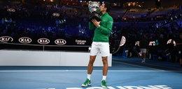 Rekordowy triumf Djokovica. Ósma wygrana na kortach w Melbourne