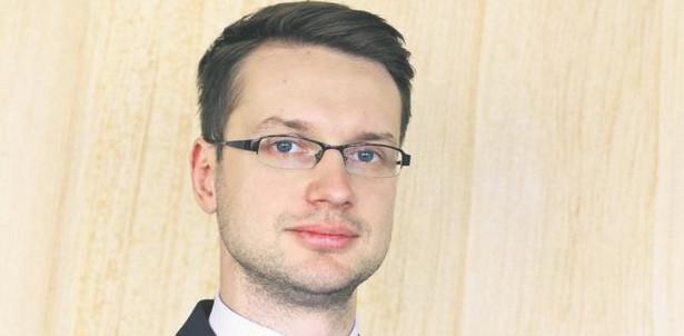 Kamil Skomorowski, doradca podatkowy w Kancelarii Ożóg i Wspólnicy