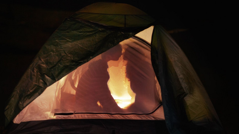How To Make Camping Sex Way Hotter (And Comfier!)