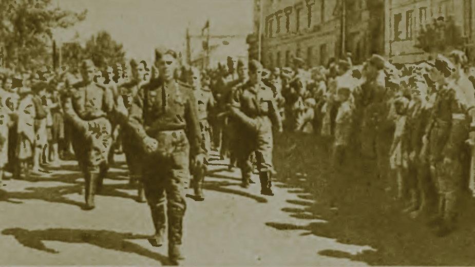 Stolica na Lubelszczyźnie, a w Warszawie jeszcze wojna