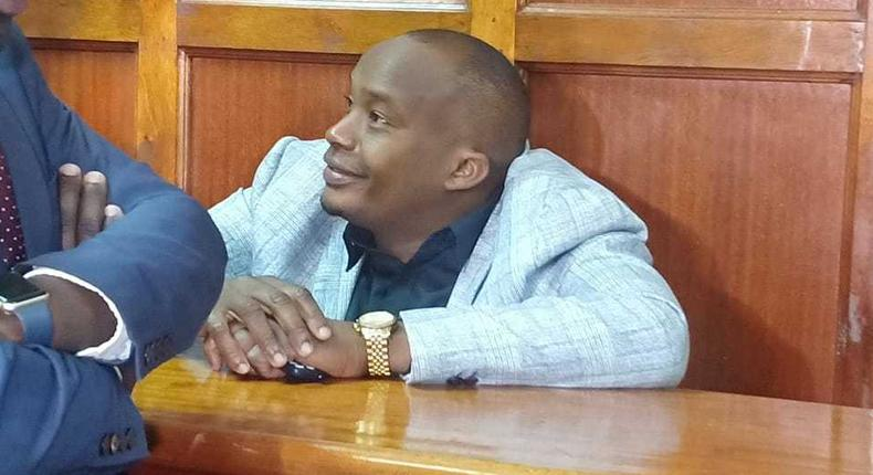Starehe MP Charles Njagua alias, Jaguar, denied bail - to spend a week in police cells after today's court ruling