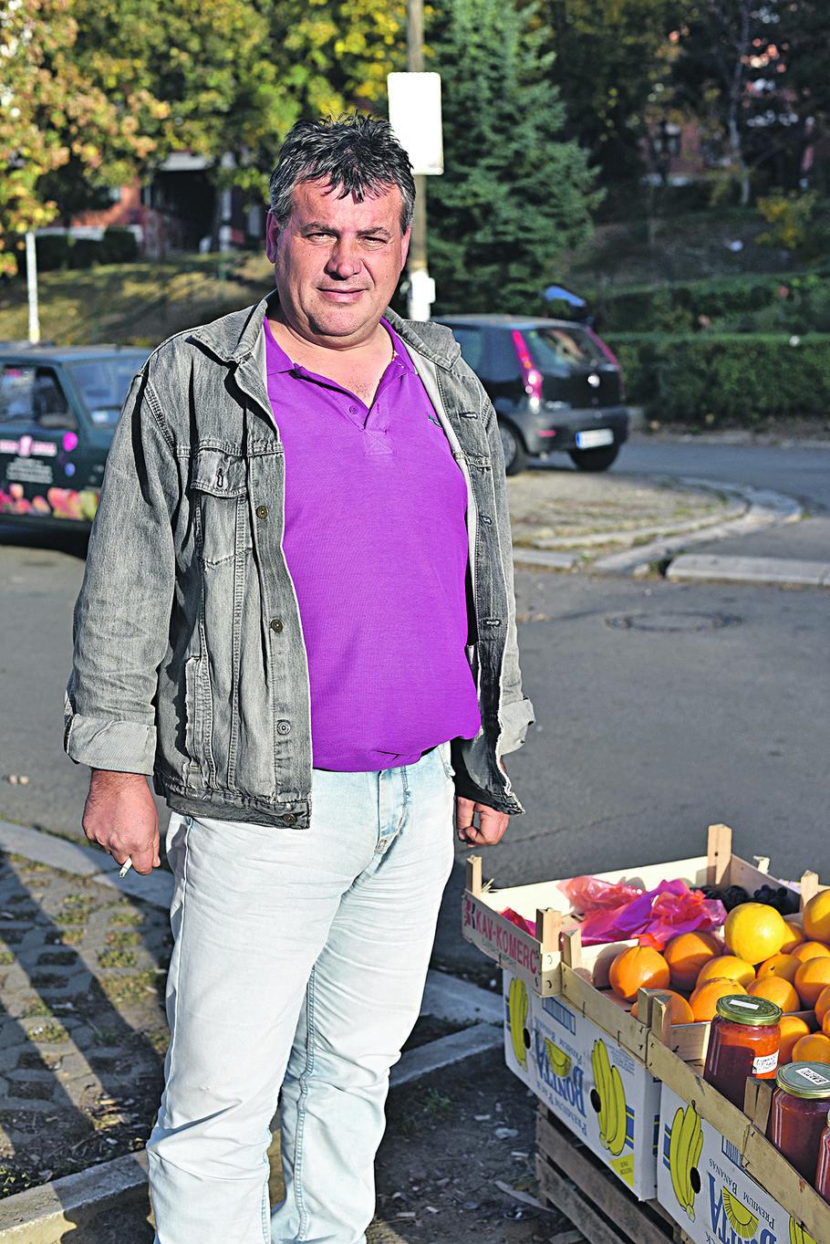 Prodavac voća
