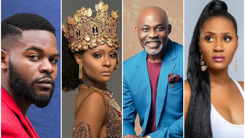Nollywood's highest-earning actors for 2018  make N3.5 billion  [Bella Naija/Pinterest/Zikoko/Tonitones]