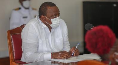 Uhuru's message after death of award-winning State House photographer