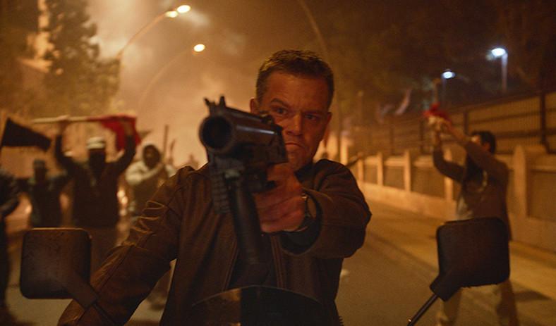Jason Bourne znów w akcji