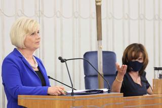 Lidia Staroń nie będzie RPO. Senat nie wyraził zgody