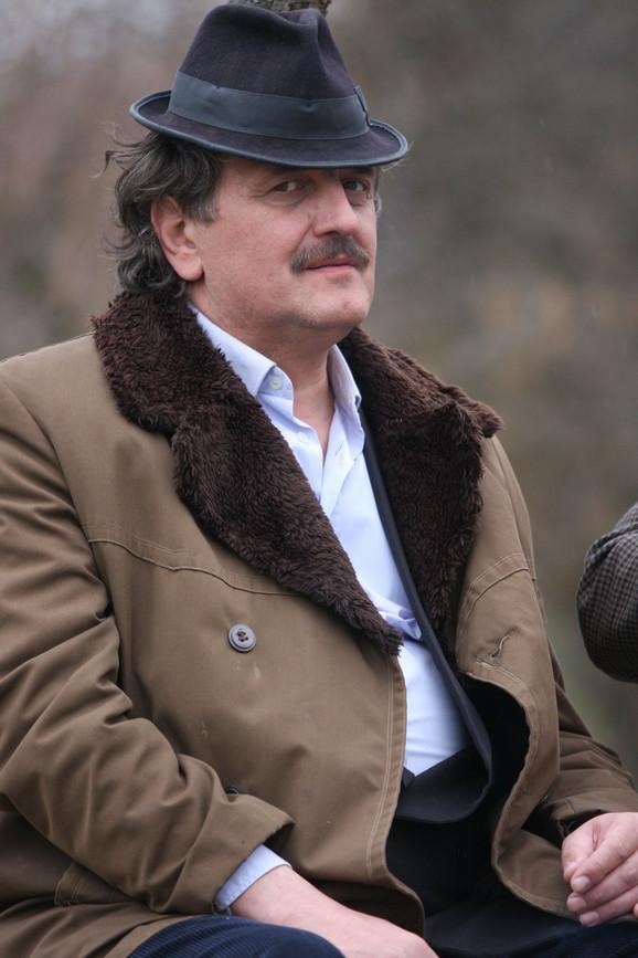 Idejni tvorac serije Radoš Bajić