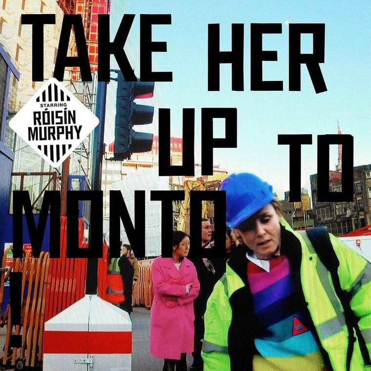 "Okładka płyty Róisín Murphy ""Take Her Up To Monto"""