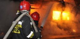 Tragedia w Rąpicach. W pożarze zginęło 2-letnie dziecko