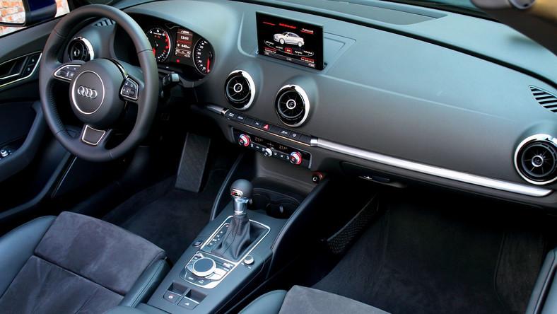 Kryzys w Polsce? Na pewno nie segmencie samochodów premium - te auta sprzedają się jak ciepłe bułki. Audi widzi co się dzieje nad Wisłą i wprowadza kolejny nowy model - w salonach niemieckiej marki można już składać zamówienia A3 cabriolet. Zobacz, czym popisali się inżynierowie z Ingolstadt…