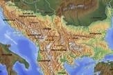 Mapa, Balkan