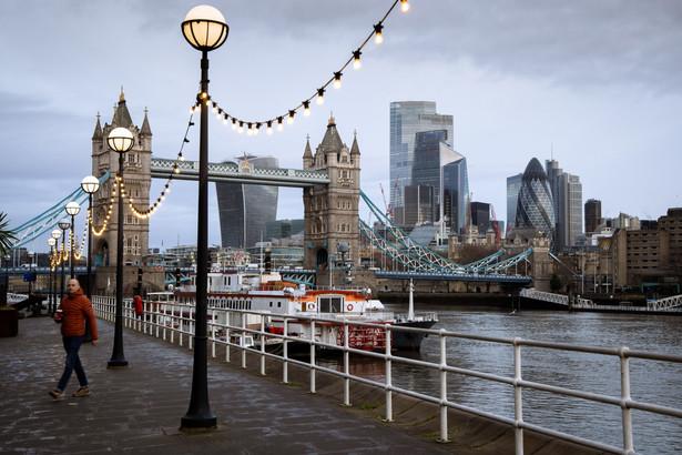 Londyn, Wielka Brytania. 18.01.2021