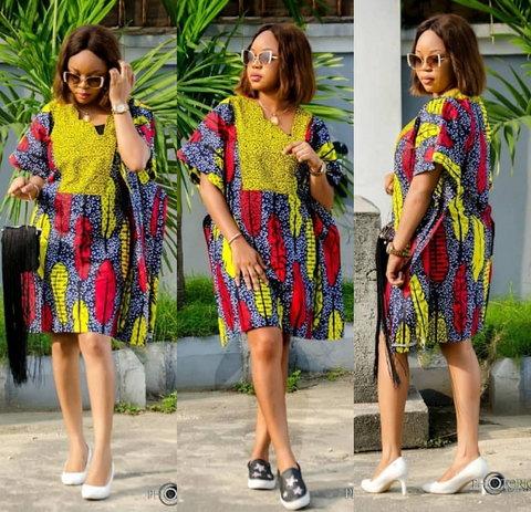 Must-have agbada ankara gowns styles for fashionable ladies  [Source: Ankarafashion.com.ng]