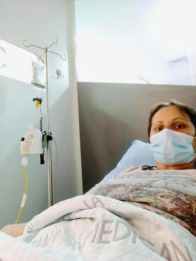 Dr Ana Jaćimović u bolnici u Turskoj